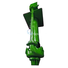 SMSP200-SVL Lengthening Sump Slurry Pump